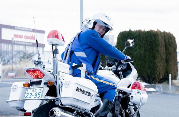 交通警察 | 長野県警察採用サイト